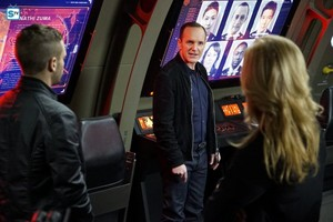"""Coulson in """"The Inside Man"""""""
