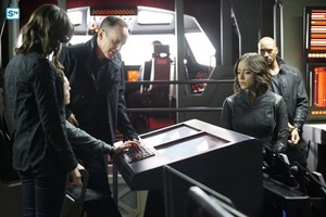"""Coulson in """"The Parting Shot"""""""