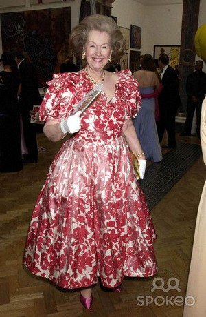 Countess Raine Spencer, stepmother of Princess Diana