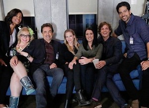Criminal Minds Cast Season 12