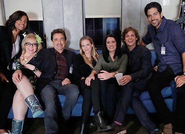 Criminal Minds Cast Season 12