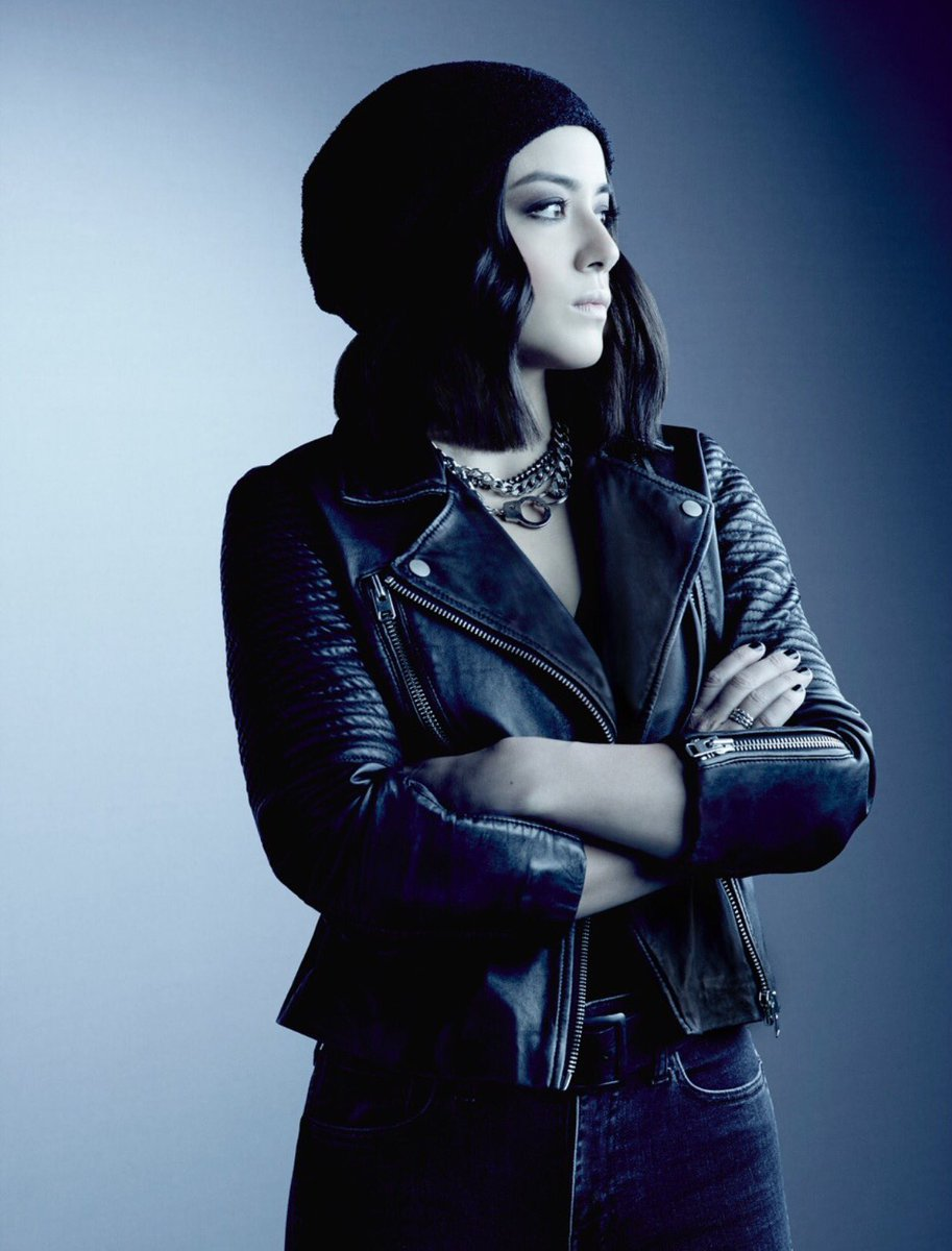 74203622fe77f Daisy Johnson - Season 4 - Promo Pic - Skye (Agents Of S.H.I.E.L.D ...