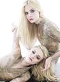 Dakota and sister Elle - dakota-fanning photo
