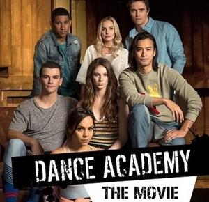Dance Academy: The Movie (2017) Cast