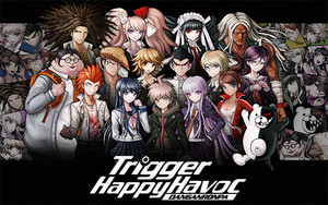 Danganronpa:Trigger Happy Havoc