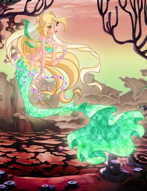 Daphne: Mermaidix