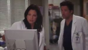 Derek and Callie