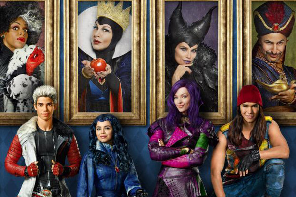Descendants images Mal And Evie HD wallpaper and background photos ...