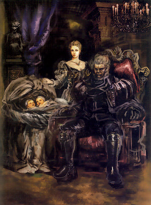 Sparda's family