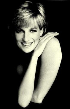 Diana, Princess of Wales- Diana Frances (1 July 1961 – 31 August 1997)