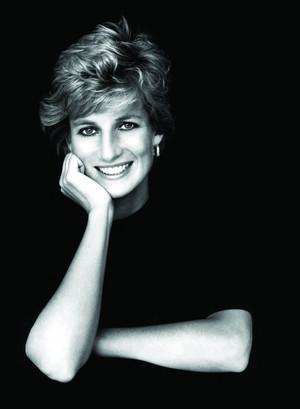 Diana, Princess of Wales- Diana Frances (1 July 1961 – 31 August 1997)