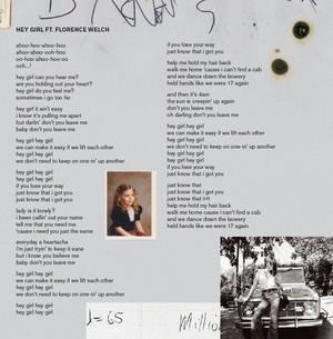 Digital Booklet - Joanne (Deluxe) - Hey girl