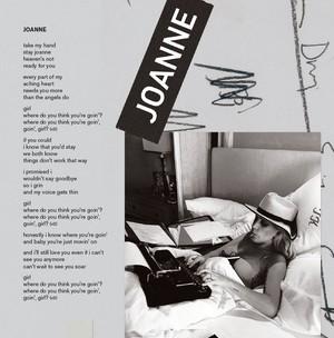 Digital Booklet - Joanne (Deluxe) - Joanne