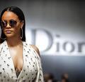 Dior Fashion Show - rihanna photo