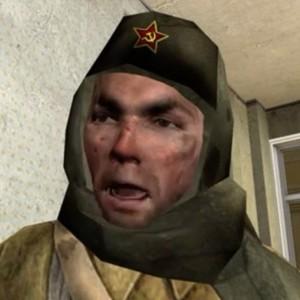 Disgusted Nikolai
