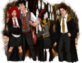 迪士尼 Hogwarts 1