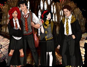 disney Hogwarts 1