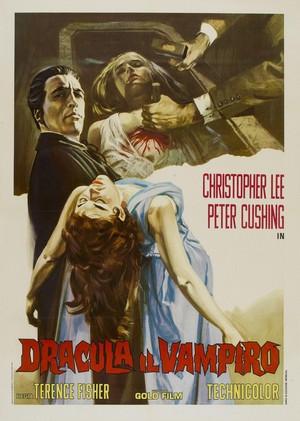 Dracula / Horror of Dracula poster