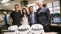 Elementary cast and crew-100th episode - sherlock-and-joan photo