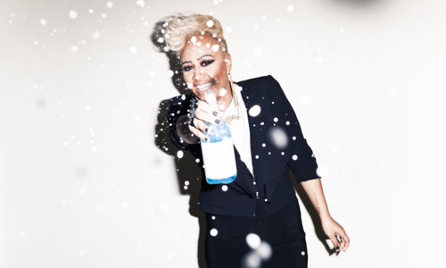 Emeli Sande wallpaper containing a well dressed person titled Emeli Sandé