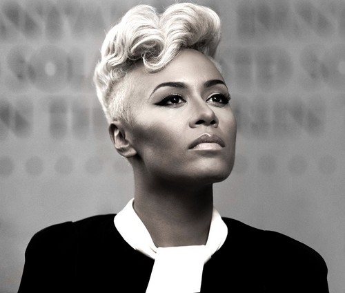 Emeli Sande wallpaper possibly containing a portrait called Emeli Sandé