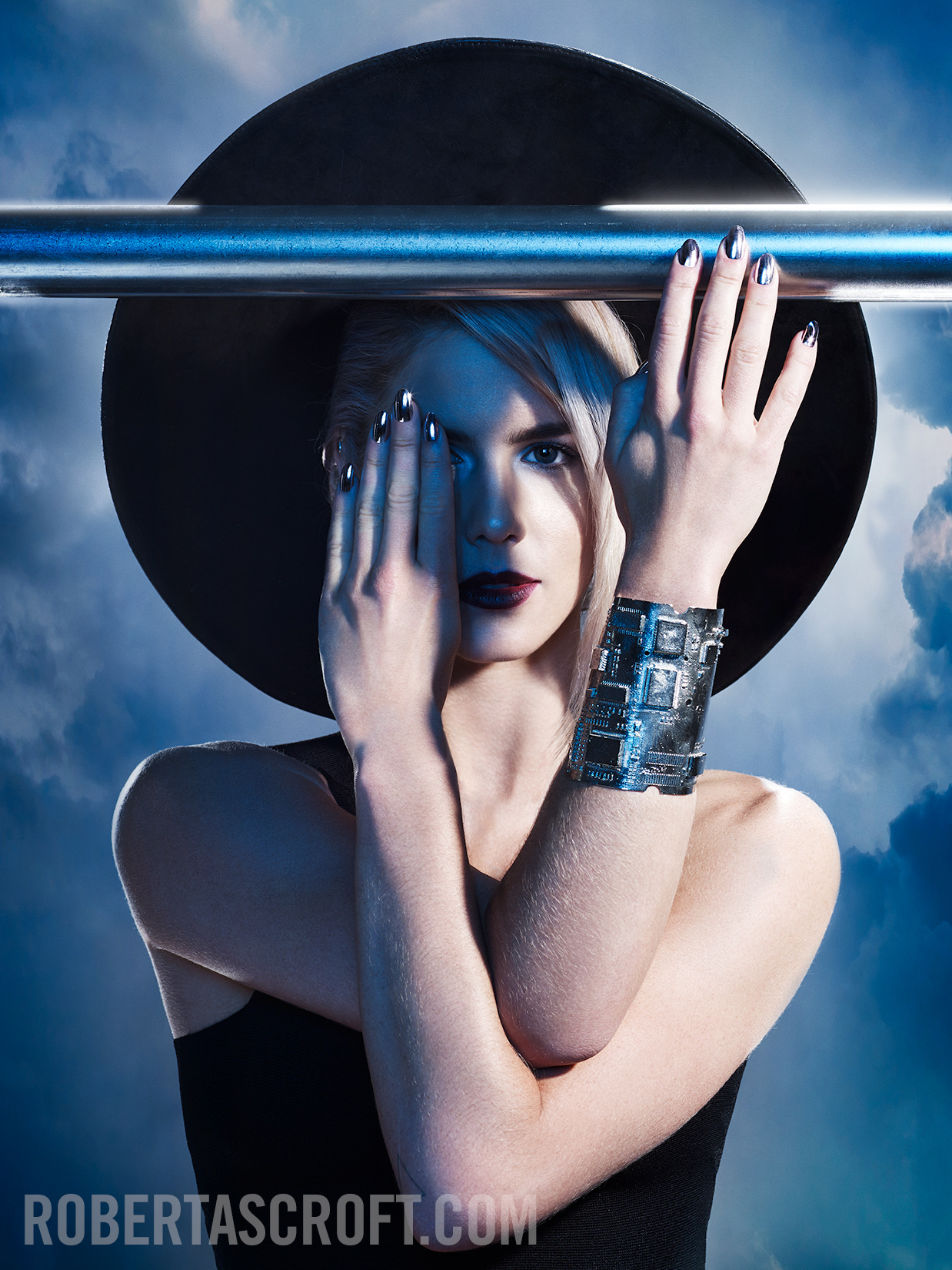 Emily Bett Rickards for VVV Magazine