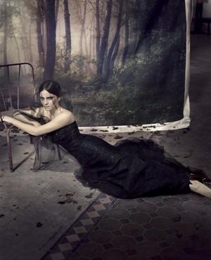 Emma Watson Vogue Italia