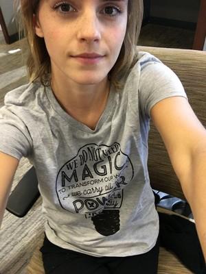 Emma Watson asks tu to support JK Rowling's charity Lumos