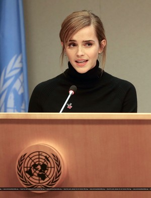 Emma Watson at the United Nations in New York(Sep 20 2016)