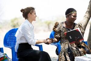 Emma Watson in Malawi [October 10, 2016]