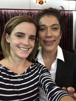 Emma Watson in Malawi [October 11, 2016]
