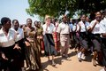 Emma Watson in Malawi to shine spotlight on need to end child marriages - emma-watson photo