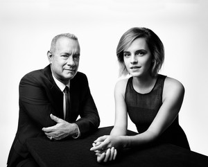 Emma and Tom Hanks Cover Esquire