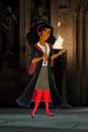 Esmeralda in Gryffindor