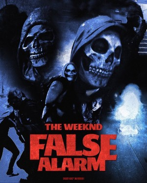 """FALSE ALARM"" POSTER"