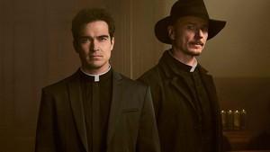 Father Tomas Ortega and Father Marcus Keane