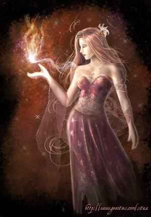 آگ کے, آگ Fairy