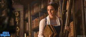 First Look: Belle In Disney's Live-Action 'Beauty And The Beast