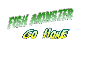 vis Monster go home pagina (Logo)