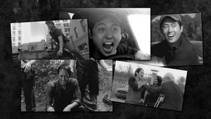 Flashbacks ~ Glenn Rhee