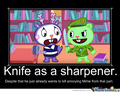 Flippy And Mime - happy-tree-friends photo