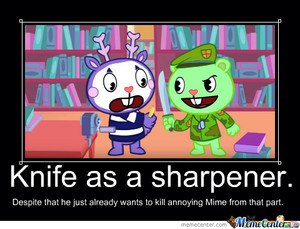 Flippy And Mime