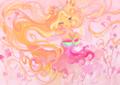 Flora: Enchantix - the-winx-club fan art