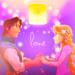 Flynn and Rapunzel - disney-princess icon