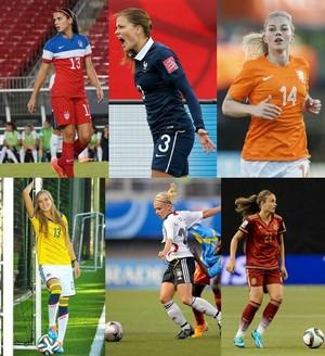 Football Ladies (Version 2)