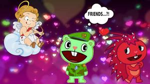 Friends...?!