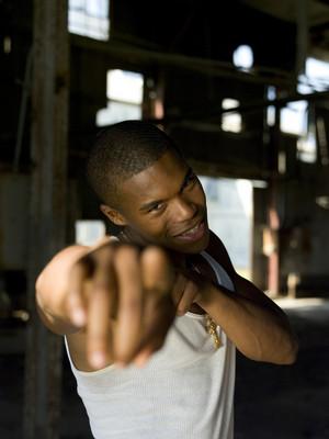 Gaius Charles as Smash Williams