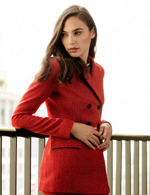 Gal Gadot - Marie Claire Photoshoot - 2015