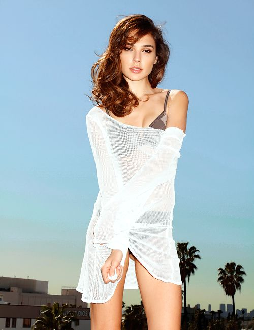 Gal Gadot - Mens Health Photosohot - 2013