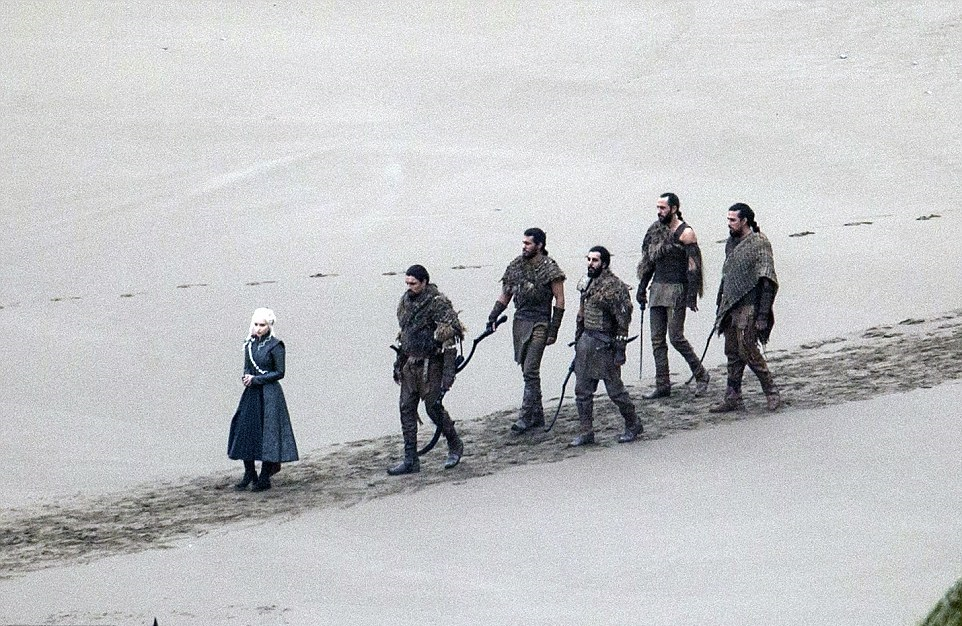 Game Of Thrones Images Game Of Thrones Season 7 Filming Hd
